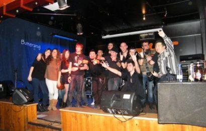 NECROBERUS + CUARTO OSCURO – Guadalajara – 01/03/13