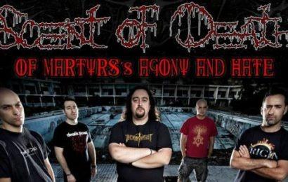 SCENT OF DEATH – Entrevista, 26/03/13