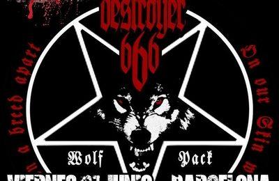 DESTROYER 666 – METAL BATS – XXVI CANDIL ROCK