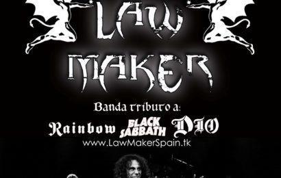 LAW MAKER – JOHNNY BLOOD – CON FUERZA HEAVY
