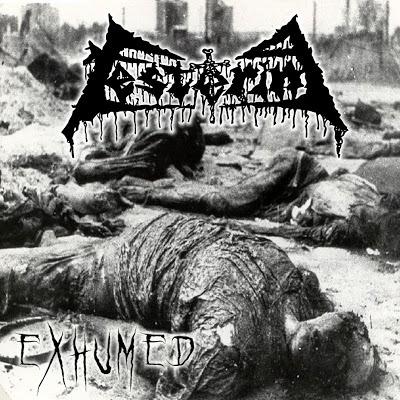 FESTERING (Por) – Exhumed  Ep , 2013