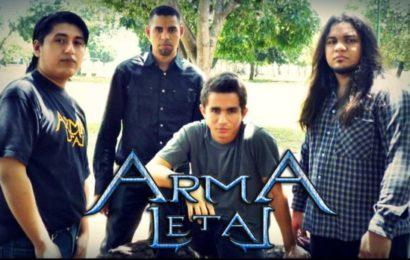 ARMA LETAL (VEN) – Entrevista – 28/04/13