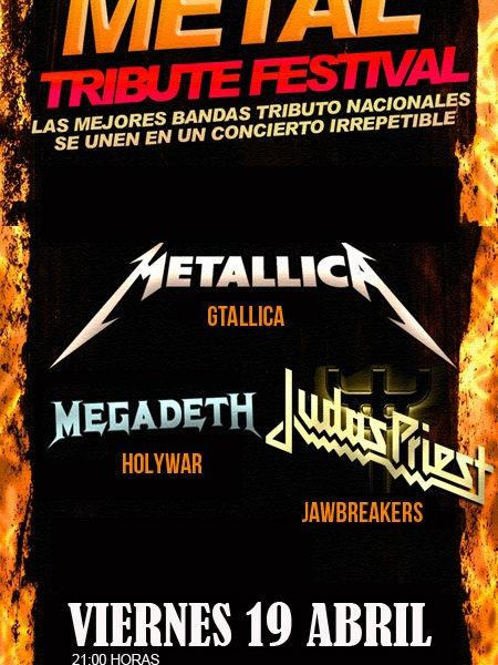 GODS OF METAL TRIBUTE FESTIVAL – Hoy en Madrid