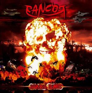 RANCOR – Raining Bombs EP, 2013
