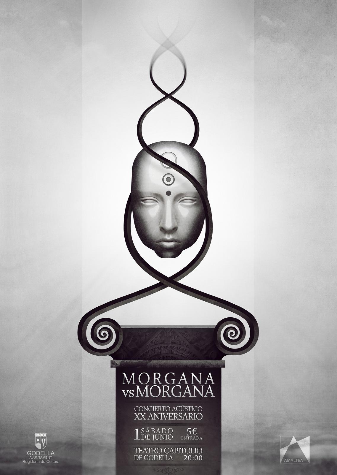 MORGANA VS MORGANA – Fan Metal Show – CHAOS BEFORE GEA