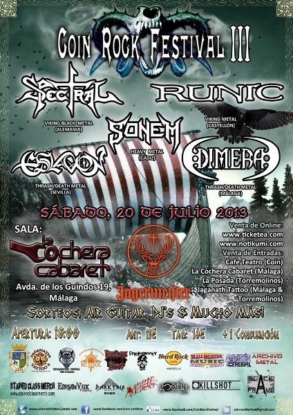 COIN ROCK FESTIVAL III
