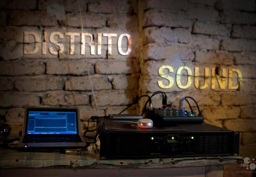 DISTRITO SOUND Radio de Vaxdentro