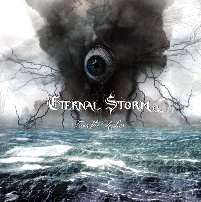 ETERNAL STORM – From The Ashes EP, 2013