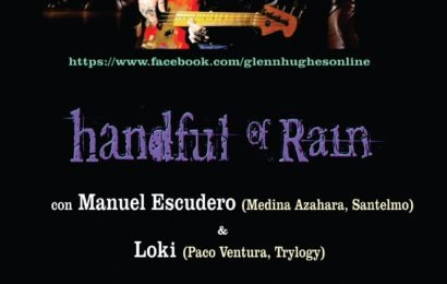 HANDFUL OF RAIN – THE THOUSAND FACES – FAN METAL SHOW