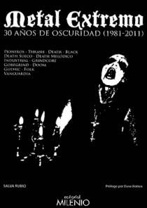 Salva Rubio celebra la 4º edición de «Metal Extremo»