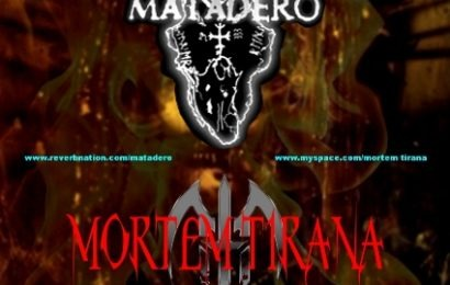 MORTEM TIRANA –  EVIL IMPULSE –  BRUTAL THIN