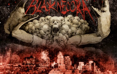 MORTSUBITE – Black Nécora, 2013