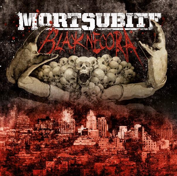 MORTSUBITE – THE BLINDED – MORPHIUM