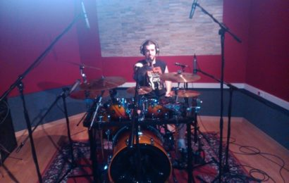 IRON CURTAIN entran nuevamente en el estudio