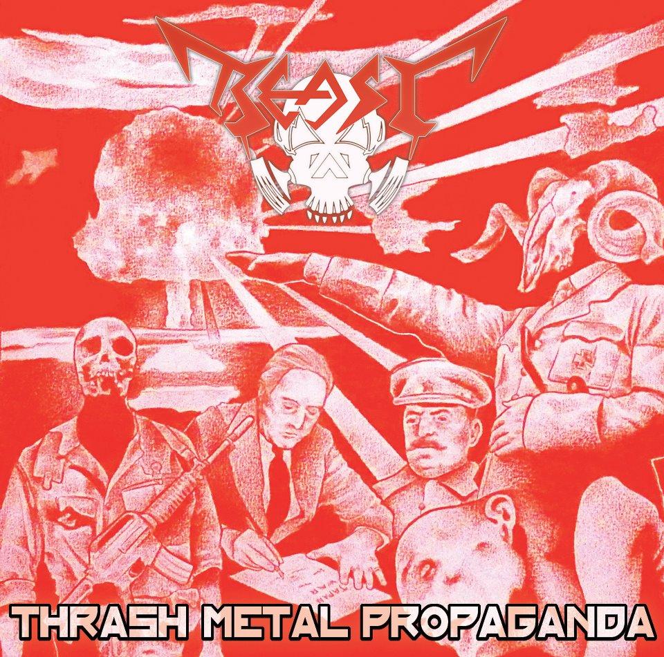 BEAST – Thrash Metal Propaganda, 2012