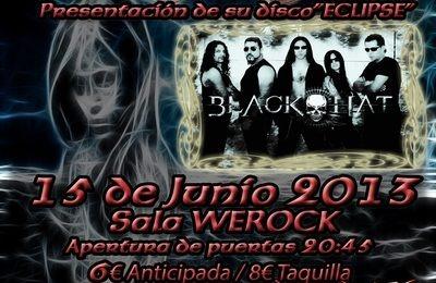 CUARTO OSCURO – ESCARAMUZA – BLACK HAT