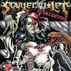 SCARLET VIOLET (ITA) –  Everlusting, 2012