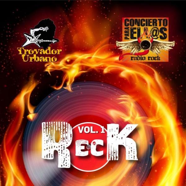 TROVADOR URBANO / CONCIERTO PARA ELL@S – Reck vol. 1, 2013