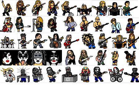 El mundo de las bandas (III)
