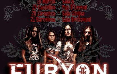 BARBARIAN PROPHECIES – BLAST OFF – FURYON (UK)