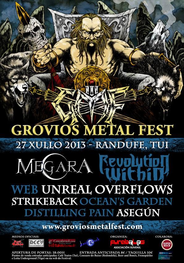 GROVIOS METAL FEST 2013