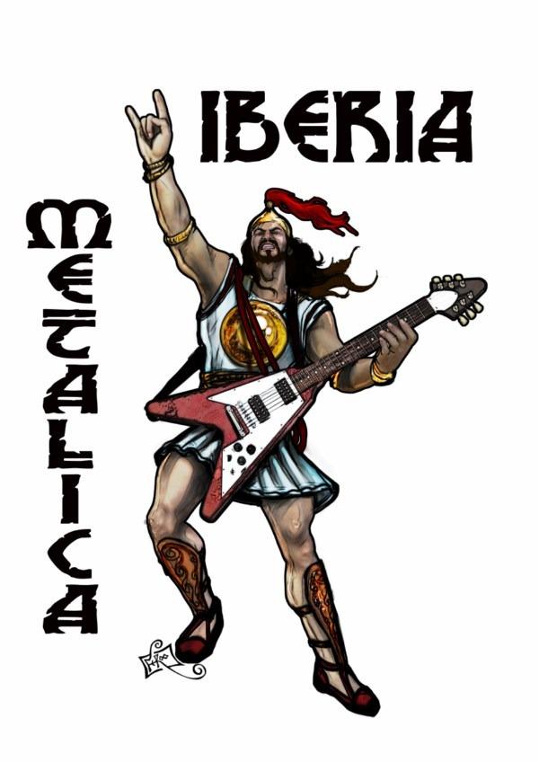 IBERIA METÁLICA – Entrevista – 10/07/13