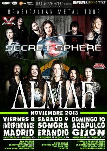VIHMANA – ABÿFS – SECRET SPHERE (ITA)