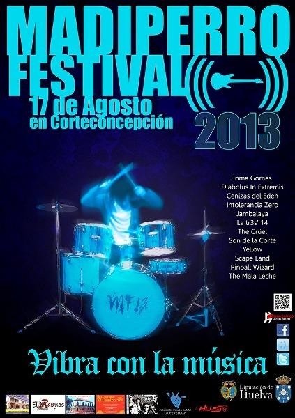 FESTIVAL MADIPERRO en Andalucía