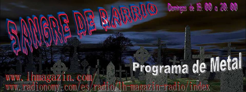 THE UNHALLOWED (RUS) – SANGRE DE BARRIO –  NUCLEAR (CHI)
