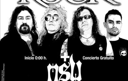 MR. ROCK – Concierto en Guadalajara el 12 de septiembre