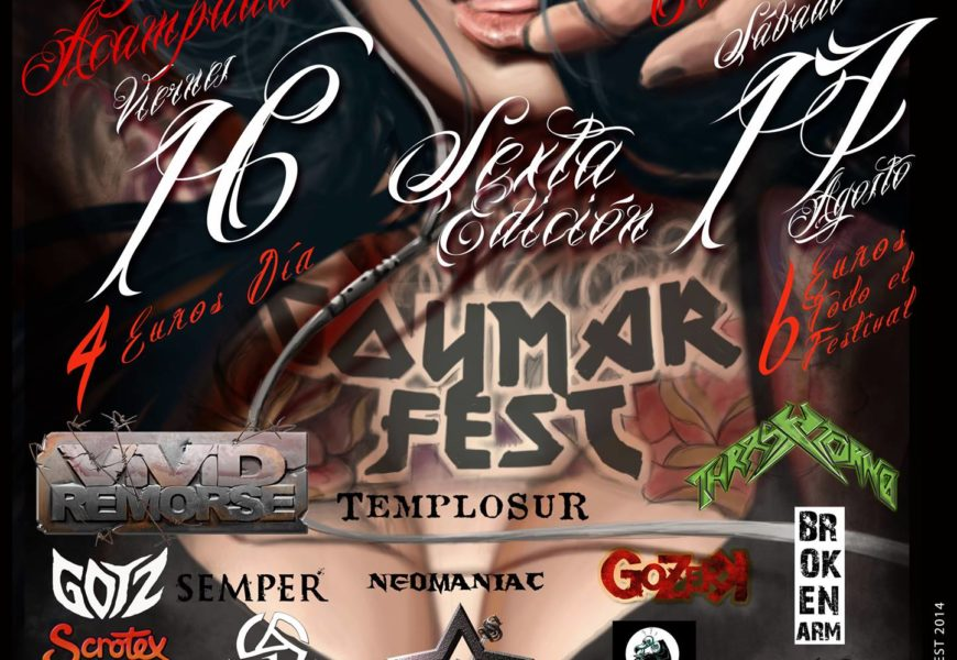 VI GOYMAR FEST – Tenerife, 16 y 17 de agosto