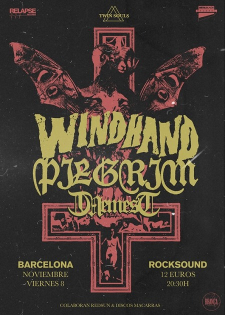 WINDHAND – TEBAS – ALHÁNDAL