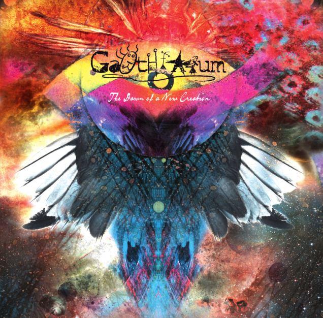 GARTH ARUM – Dawn Of A New Creation, 2013