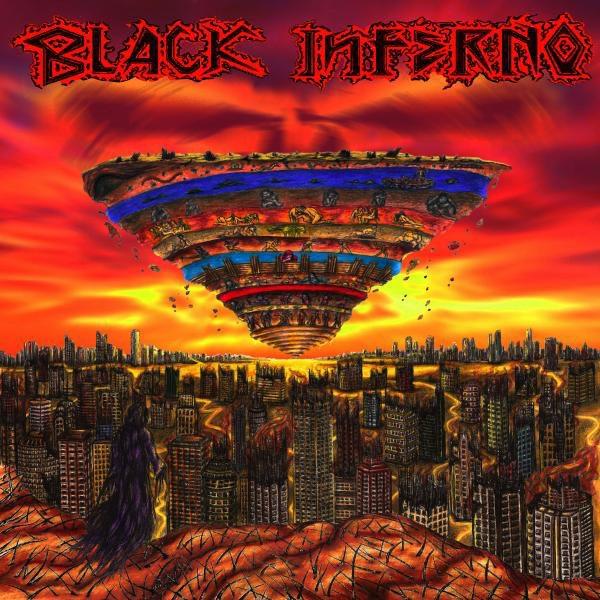 BLACK INFERNO – Black Inferno, 2010