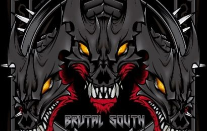 Recopilatorio BRUTAL SOUTH TOUR – s/t, 2013