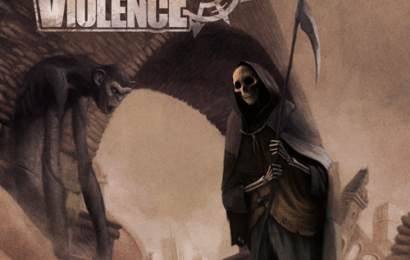 RIOT OF VIOLENCE – Planet of the rapes, 2013