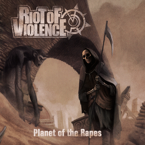 AGHARTI (HRV) – RIOT OF VIOLENCE – RAINOVER