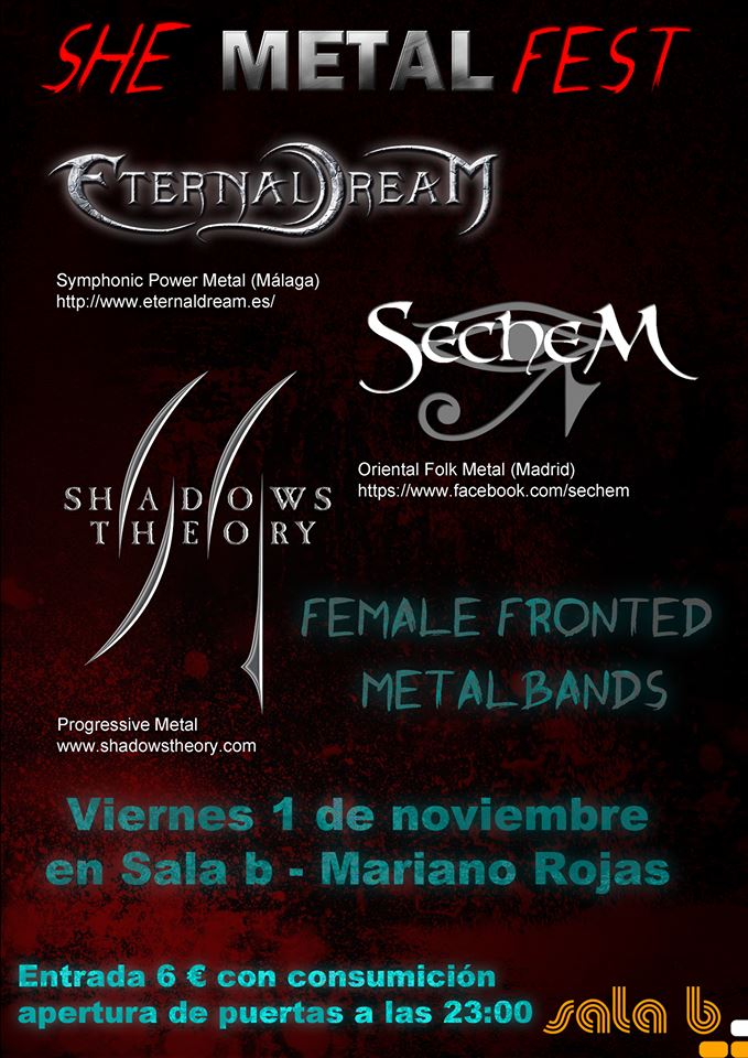 ETERNAL DREAM – IBERIAN PROGRESSIVE FEST – BLACK TUSK (USA)