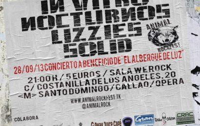 III ANIMAL ROCK FEST, 28 de septiembre, Madrid