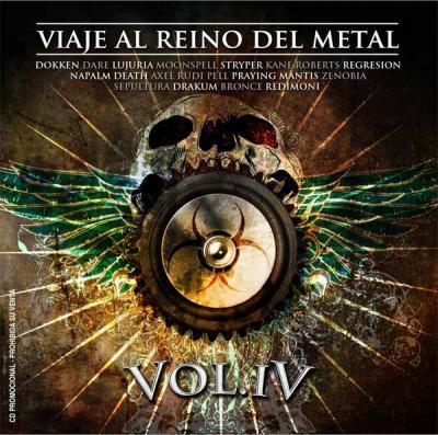 VIAJE AL REINO DEL METAL VOL. IV