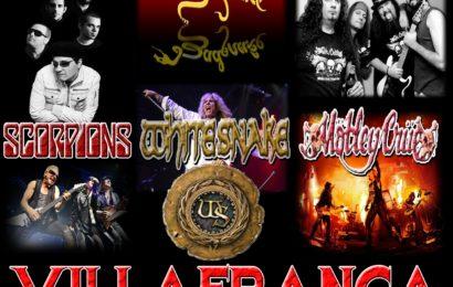 THE THIRD GRADE – DELAWARE – MONSTERS OF ROCK Tribute Night II