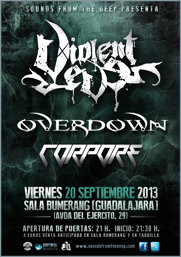 SOUNDS FROM THE DEEP – FAN METAL SHOW – SURVAEL