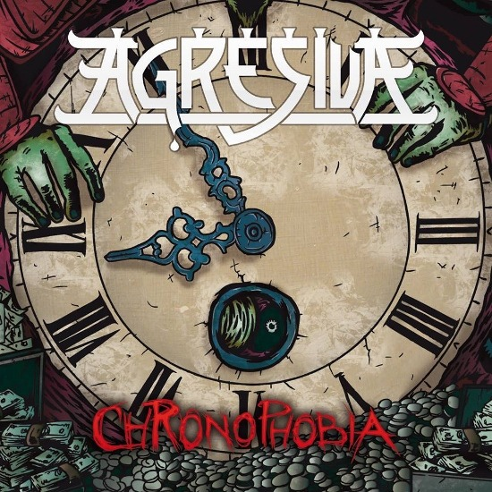 AGRESIVA – XKRUDE – RETRIBUTION