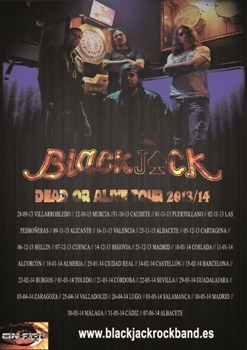 BLACKJACK – Metal Murtius Metal Club – KHORE