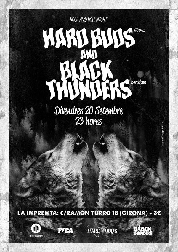 BLACK THUNDERS – A PROMISE TO THE FALLEN
