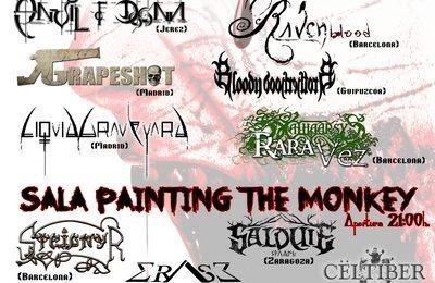 BLOOD FEST, 18 y 19 de octubre, Madrid
