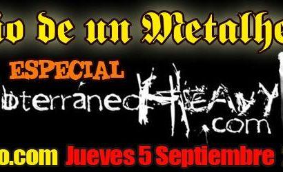 Podcast del especial Subterráneo Heavy en DIARIO DE UN METALHEAD