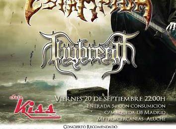 THYBREATH + ESTAMPIDA – Madrid – 20/09/13