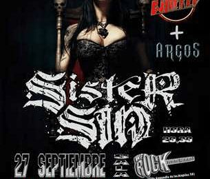SISTER SIN (SUE) – ALHÁNDAL – RIOT OF VIOLENCE