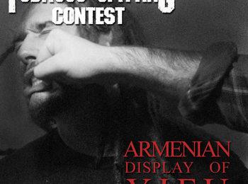 TOBACCO SPITTING CONTEST – Armenian Display of Yifu, Ep 2013